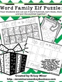Students Practice Word Families &  Rhyming With  Classroom