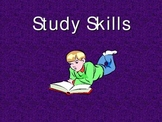 Study Skills Combo (Presentation and Bookmarks)