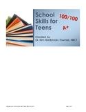 Study Skills Unit 2014 (PDF) by Kim Townsel