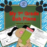 Sub Plans Editable
