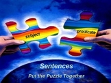 Subject Predicate PPT Lesson
