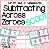 Subtracting Across Zeroes Scoot