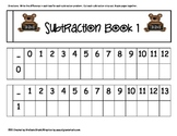 Subtraction Strip Book