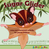 Sugar Glider - Australian Animal Song