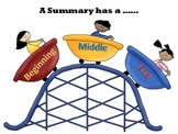 Summary Roller Coaster
