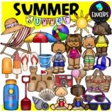 Summer Clip Art Bundle