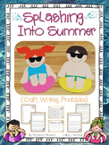 Summer Kids {craftivity}