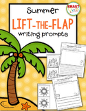 Summer Lift-the-Flap Writing Prompts