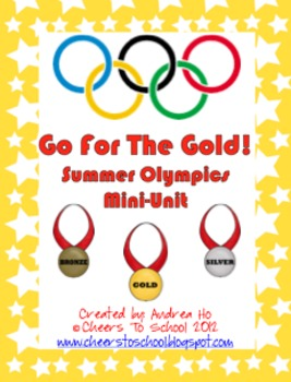 Summer Olympics Mini Unit