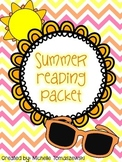 Summer Reading Packet