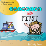 Summer Review {swimming into FIRST}