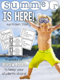 Summer is Here- Summer Review Books!