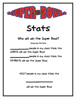 Super Bowl Stats