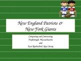 Super Bowl teams/cities 2012