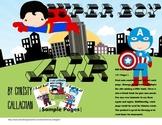 """Super Boy: """"AIR"""" Articulation Mini-Book"""
