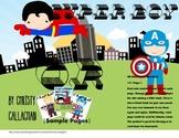 """Super Boy: """"OR"""" Articulation Mini-Book"""