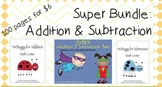 Super Bundle: Addition and Subtraction