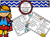 Super Comprehension Pre-K/K Pack in a Snap