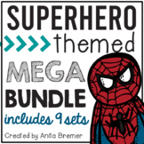 Super Hero Mega Pack