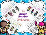 Super Reader Bookmarks