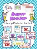 Super Reader Library/Media Center Pack