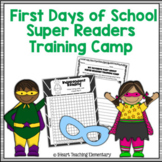 Super Readers Training Camp