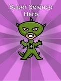Super Science Superhero Activity
