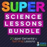 Super Science Test Prep Lessons BUNDLE