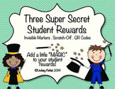 Super Secret Student Rewards: FREEBIE