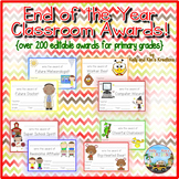 Super, Specialty, and Silly Student Awards! End of the Yea