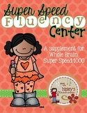 Super Speed Fluency Center