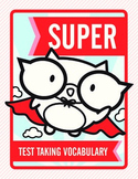 Super Test Taking Vocabulary