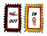 Superhero Door Signs In and Out {Great for Portable Classrooms!}