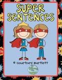 Superhero Sentences