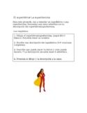 Superheroes y Superheroinas