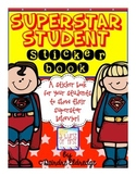 Superstar Student Sticker Book {Freebie}!