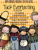 Tuck Everlasting Novel Guide