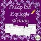 Swap the Squiggle Writing