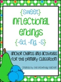 Sweet Inflectional Endings (-ed, -ing, -s): Word Endings f