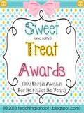 Sweet Treat Candy Awards