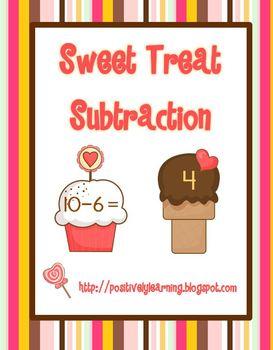 Sweet Treat Subtraction