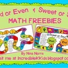 Sweet and Sour Math