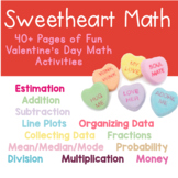 SweetHeart Math: Math Activities for Valentine's Day