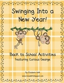 Swinging Into A New Year {Back to School Activities featur