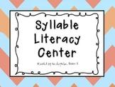 Syllable Literacy Center