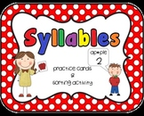 Syllables 1 2 3
