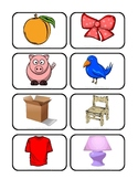 Syllables Sort Literacy Center Game