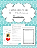 Symbolism in Wonder by RJ Palacio