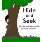 Symple Reader's Week 1: Picture Reader Book 1 Hide and Seek