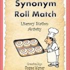 Synonym Roll Challenge